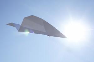 紙飛行機 画像